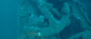 Kyo Maru Wreck Anchor