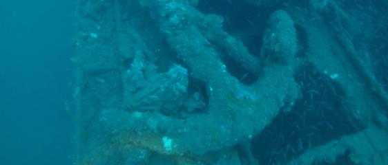 Kyo Maru Boat Wreck