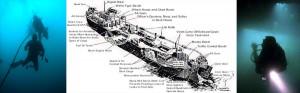 landing ship tank lst wreck subic bay