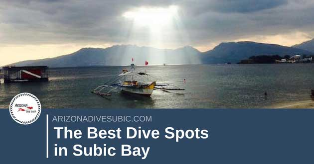The Best Dive Spots in Subic Bay