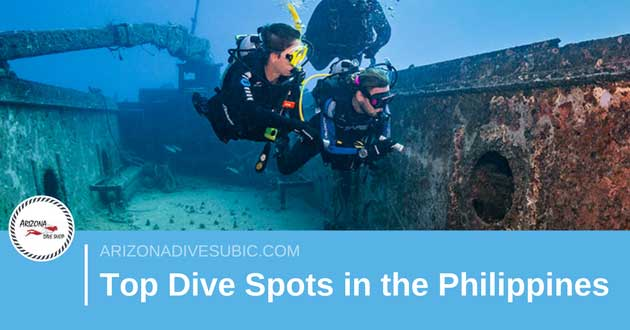 Top Dive Spots in the Philippines
