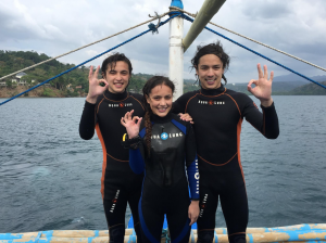 Scuba Dive in the Philippines