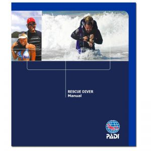 PADI Rescue Diver Course Manual
