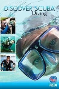 PADI Discover Scuba Diving Participant Booklet