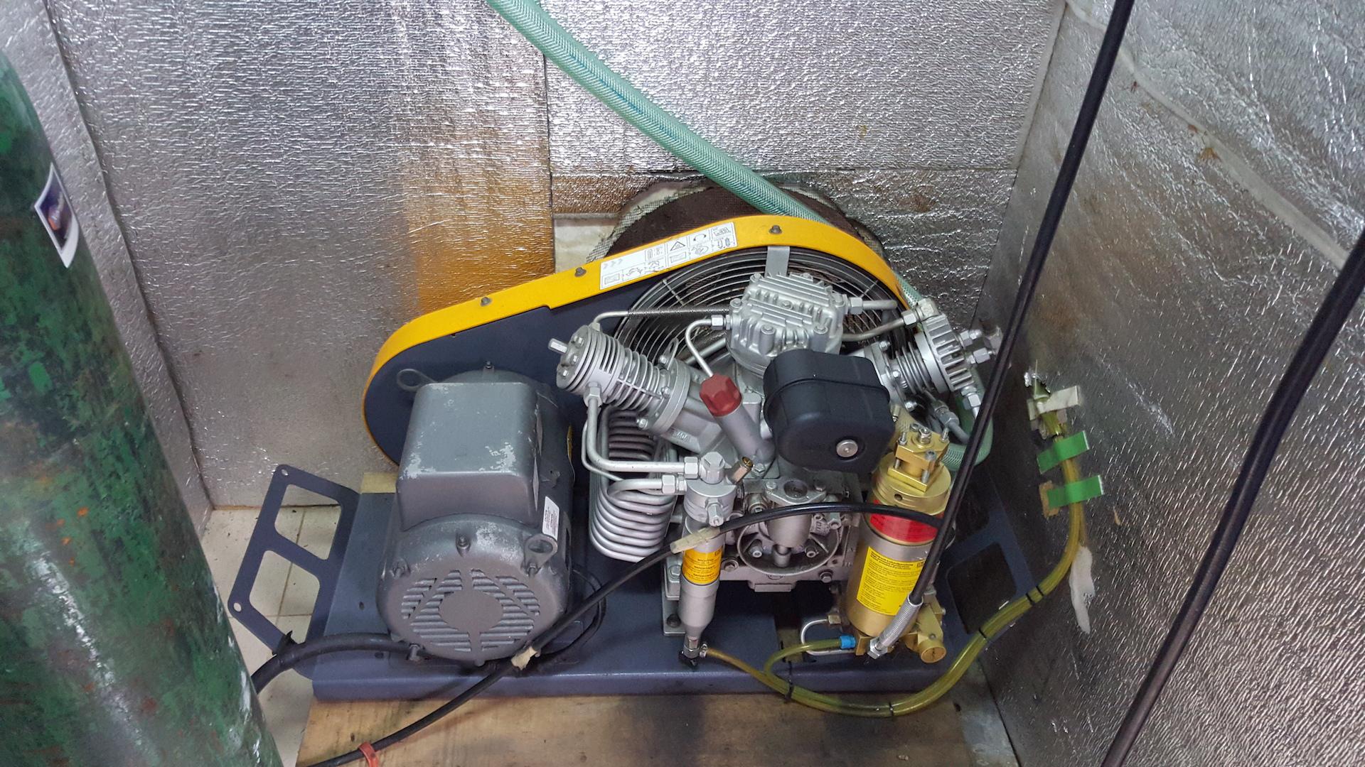 Bauer-P300-Compressor