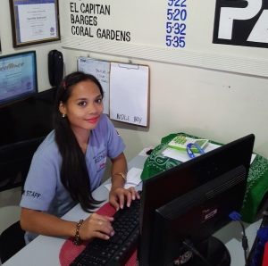 Arizona Dive Shop Team - Gladys Rose Marie Acayan