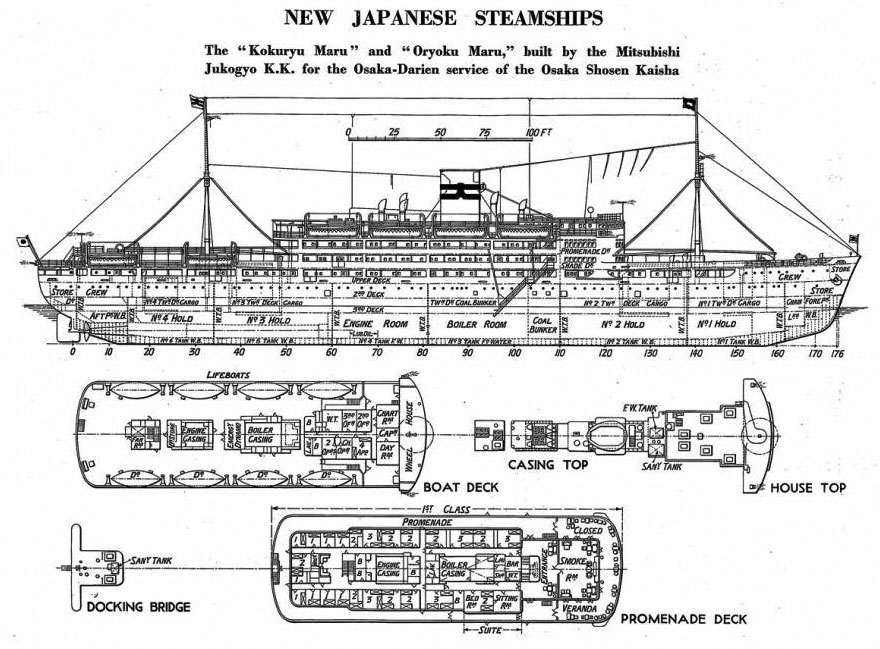 SS Oryoku Maru