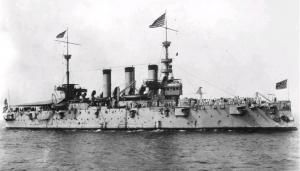 Subic Wreck USS New York