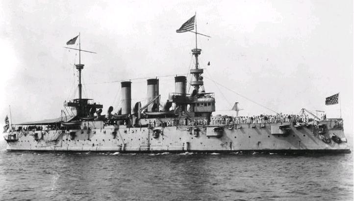 USS New York (ACR-2)