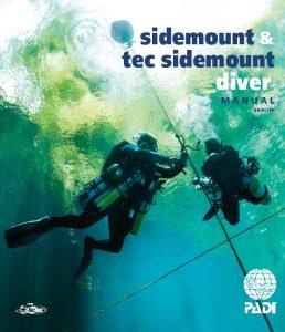 PADI Sidemount & Tec Sidemount Diver Manual