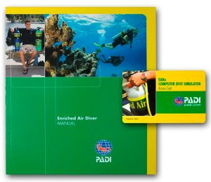 PADI Enriched Air NITROX Diver Manual