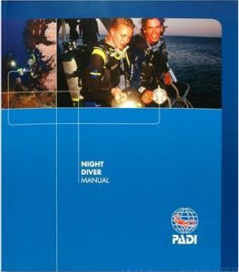 PADI Night Diver Manual