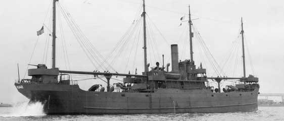 El Capitan (USS Majaba)