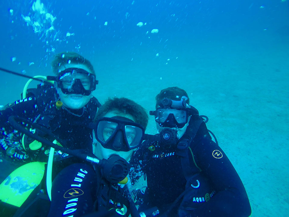 Fun Dives in Subic Bay Philippines
