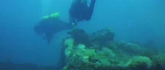 Japanese Patrol Boat Wreck