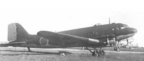"L2D ""Tabby"" (Japanese DC-3/C-47)"