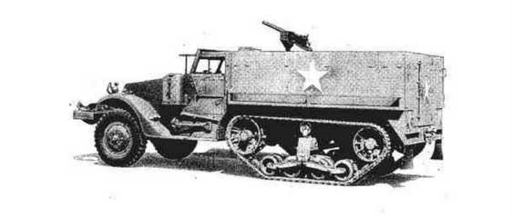 M3 Half-Tracks