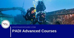 PADI Advanced Courses